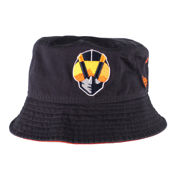 Las Vegas Aviators New Era Aviator Navy Bucket Hat