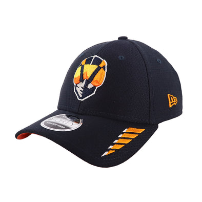 Las Vegas Aviators New Era Aviator Rush B1 Navy 9Forty Stretch-Snapback Hat