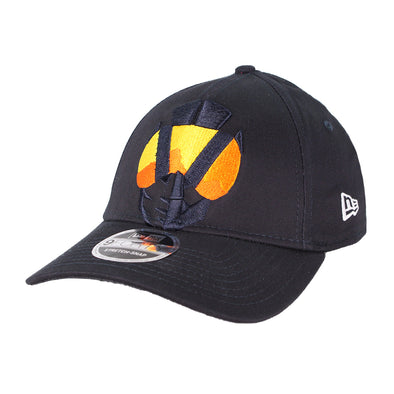 Las Vegas Aviators New Era Aviator Logo Elements Navy 9Forty Stretch-Snap Hat