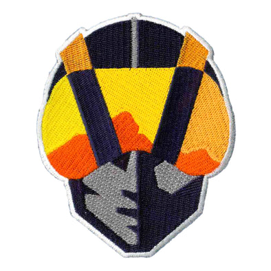 Las Vegas Aviators Emblem Source Aviator Road Sleeve Patch