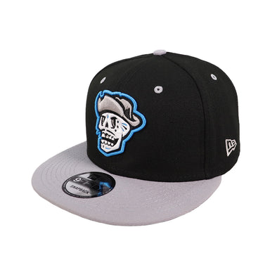 Las Vegas Reyes de Plata New Era Black/Gray 9Fifty Snapback Hat