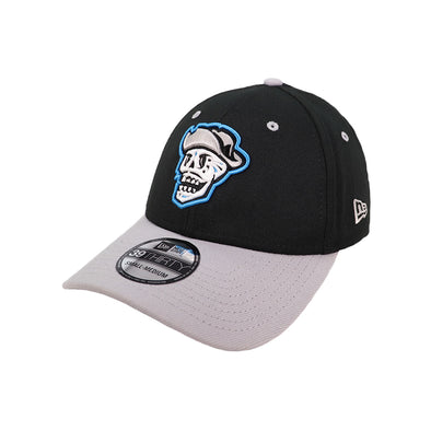 Las Vegas Reyes de Plata New Era Black/Gray 39Thirty Stretch Fit Hat
