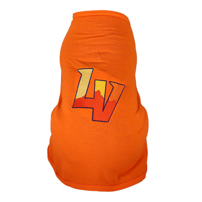 Pets' Las Vegas Aviators All Star Dogs LV Orange Tee