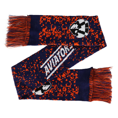 Pets' Las Vegas Aviators All Star Dogs Aviator Navy/Orange Scarf