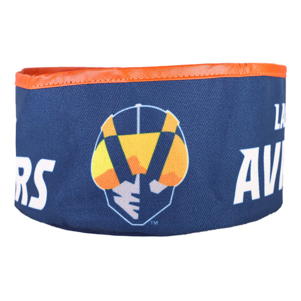 Pets' Las Vegas Aviators All Star Dogs LVA Collapsible Dog Bowl