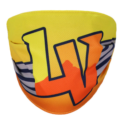Las Vegas Aviators OT Sports Winged LV 2-Ply Facial Cover