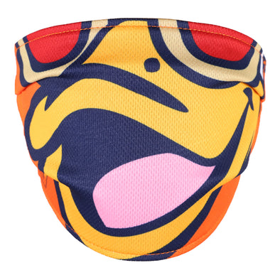 Kids' Las Vegas Aviators OT Sports Spruce 2-Ply Orange Facial Cover