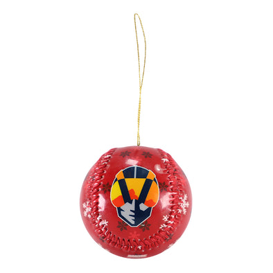 Las Vegas Aviators BMORE Sports Snowflake Merry Ornament