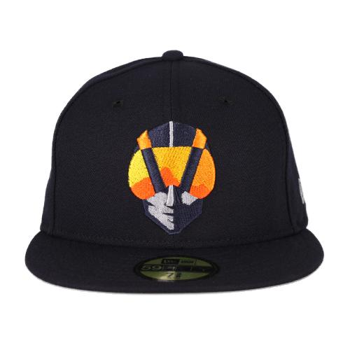 Las Vegas Aviators New Era On-Field Home Navy 59Fifty Fitted Hat