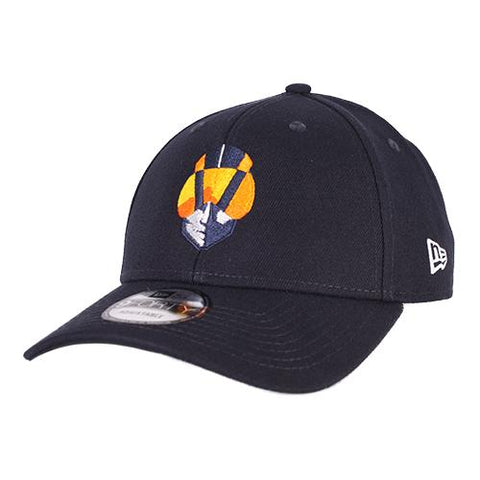 Las Vegas Aviators New Era Home Navy 9Forty Velcroback Hat