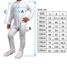 Load image into Gallery viewer, Edenswear Zinc-Infused Wet Wrap Suit For Bbay Toddler with Eczema
