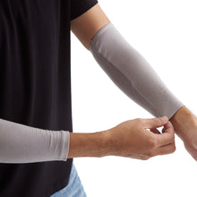 Load image into Gallery viewer, Zinc Fiber Tencel Eczema Elbow Sleeves For Adults
