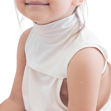 Load image into Gallery viewer,  Edenswear Zinc-infused Shoulder and Neck Wrap for neck eczema