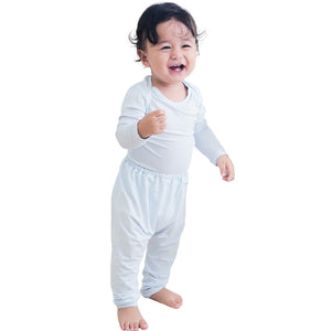 Baby Unisex Zinc Fiber Long Pants Infants Toddlers