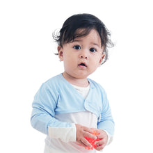 Load image into Gallery viewer, Rayon Flip Mitten Sleeves No Scratch Mitten for Baby with Eczema