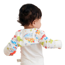Load image into Gallery viewer, Edenswear Zinc-Fiber Cotton Flip Mitten Sleeves Scratch-Free Mitten for Baby with Eczema