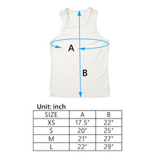 Load image into Gallery viewer, Edenswear Zinc-Oxide Fiber Tank Top for Kids