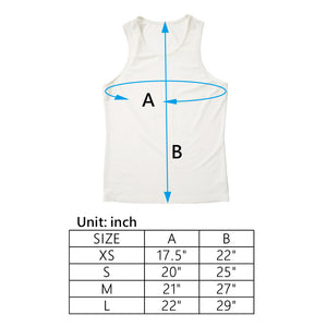 Edenswear Zinc-Oxide Fiber Tank Top for Kids