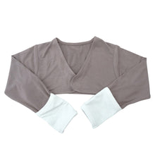Load image into Gallery viewer, Edenswear Zinc-Infused Rayon Flip Mitten Sleeves No Scratch Mitten for Baby with Eczema