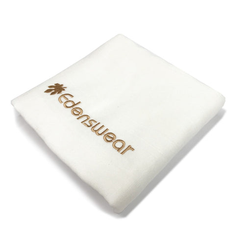 Edenswear zinc-infused Pillow towel