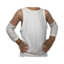 Load image into Gallery viewer,  Zinc-fiber Tencel Eczema Elbow Sleeves For Kids