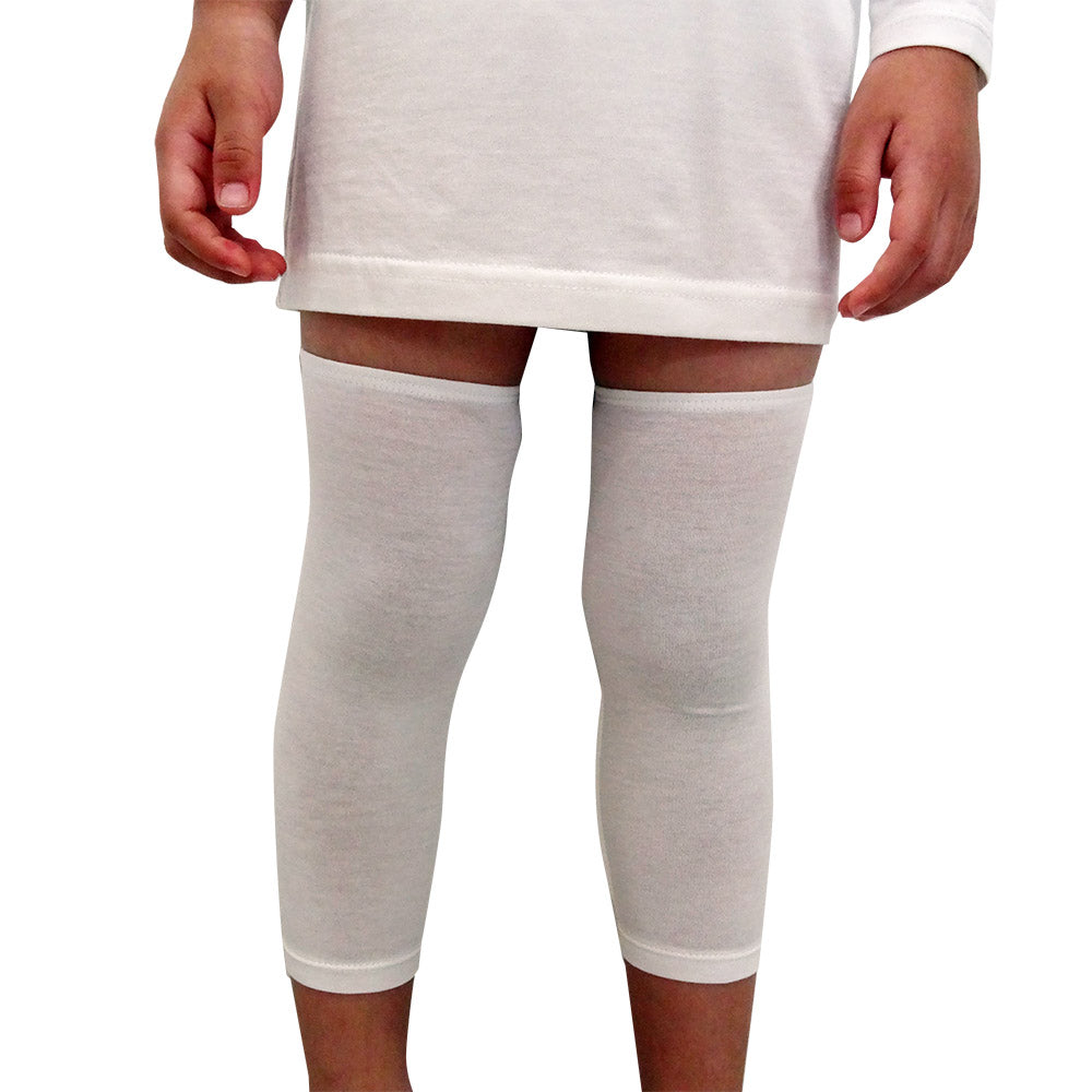 Edenswear Zinc-Oxide Fiber Tencel Eczema Knee Pad For Kids