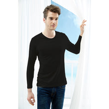 Load image into Gallery viewer, Edenswear Zinc Tencel Fiber Long Sleeve Shirt for Men