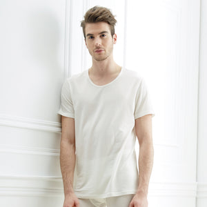 Edenswear Zinc  oxide Short Sleeve Shirt