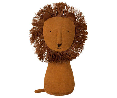Maileg Maileg Noah's Friends - Lion Rattle - Pearls & Swines