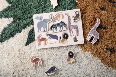 Ferm Living Ferm Living Safari Puzzle - Pearls & Swines
