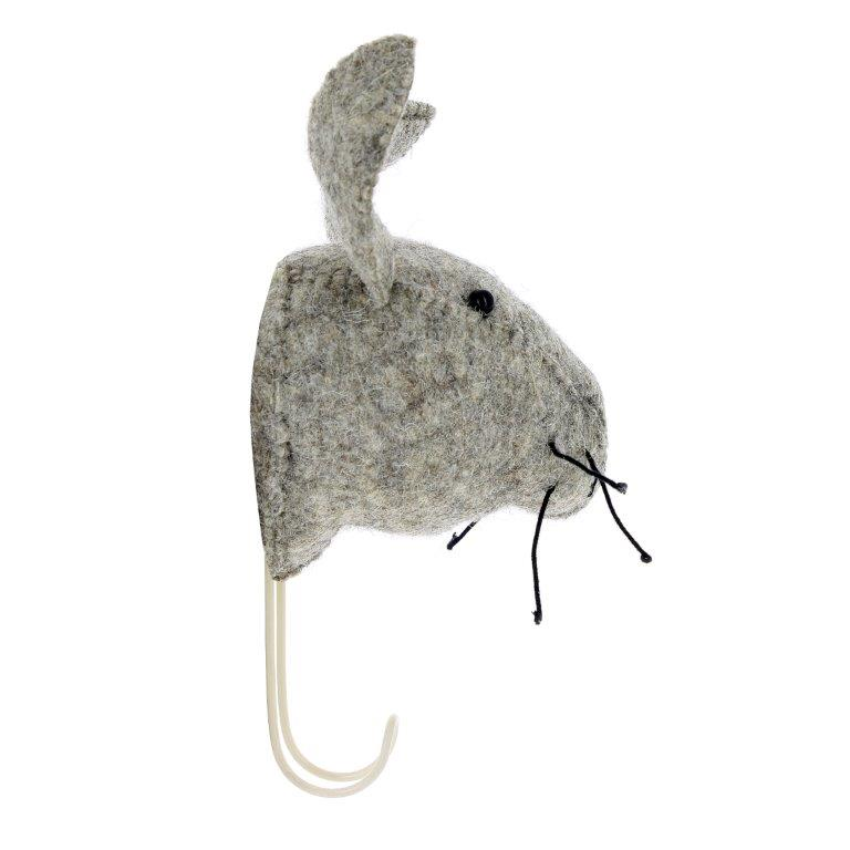 Fiona Walker Fiona Walker Big Hook Hare - Pearls & Swines