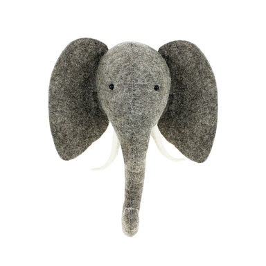Fiona Walker Fiona Walker Elephant Head Mini - Pearls & Swines