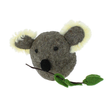 Fiona Walker Fiona Walker Koala Head Mini - Pearls & Swines