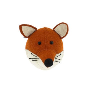 Fiona Walker Fiona Walker Fox Head Mini - Pearls & Swines