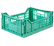 Aykasa folding crates Aykasa Folding Crate MIDI - Mint - Pearls & Swines
