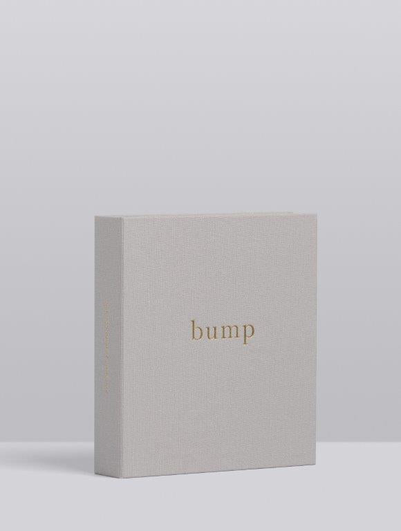 Write to me Write To Me Bump - A Pregnancy Story (boxed) - Light Grey - Pearls & Swines
