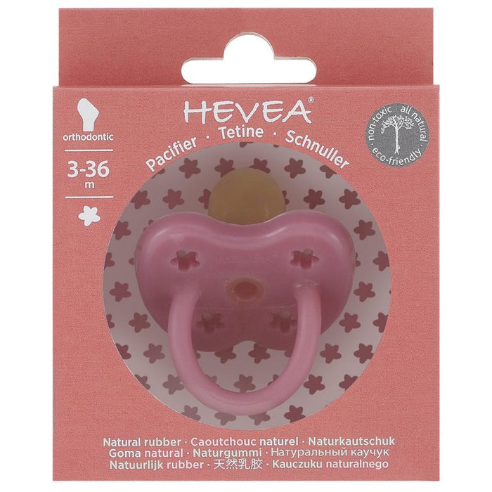 Hevea Hevea Pacifier - Watermelon - Pearls & Swines