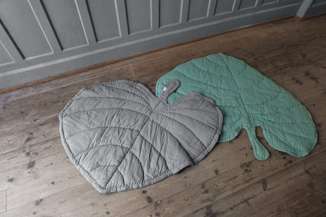 Nofred Nofred Leaf Blanket Grey - Pearls & Swines