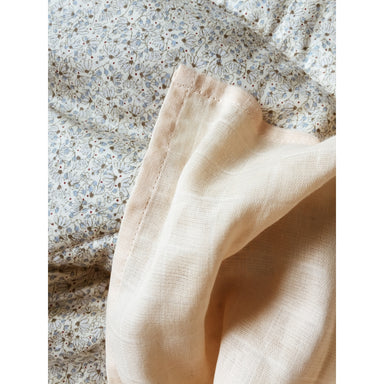 Konges Sløjd Konges Sløjd Big Muslin Swaddle - Rose Dust - Pearls & Swines