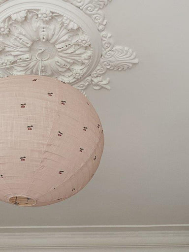 Konges Sløjd Konges Sløjd Big Pendant Lamp - Cherry - Pearls & Swines