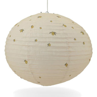 Konges Sløjd Konges Sløjd Big Pendant Lamp - Lemon - Pearls & Swines