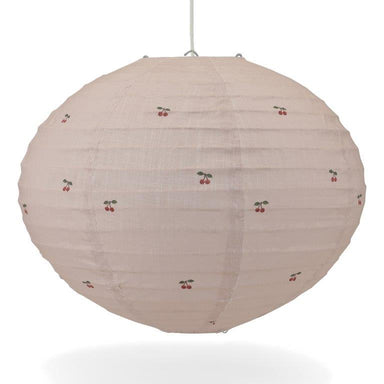 Konges Sløjd Konges Sløjd Small Pendant Lamp - Cherry - Pearls & Swines