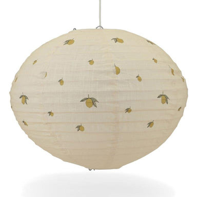 Konges Sløjd Konges Sløjd Small Pendant Lamp - Lemon - Pearls & Swines