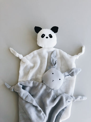 Liewood Liewood Agnete Cuddle Cloth - Panda - Pearls & Swines