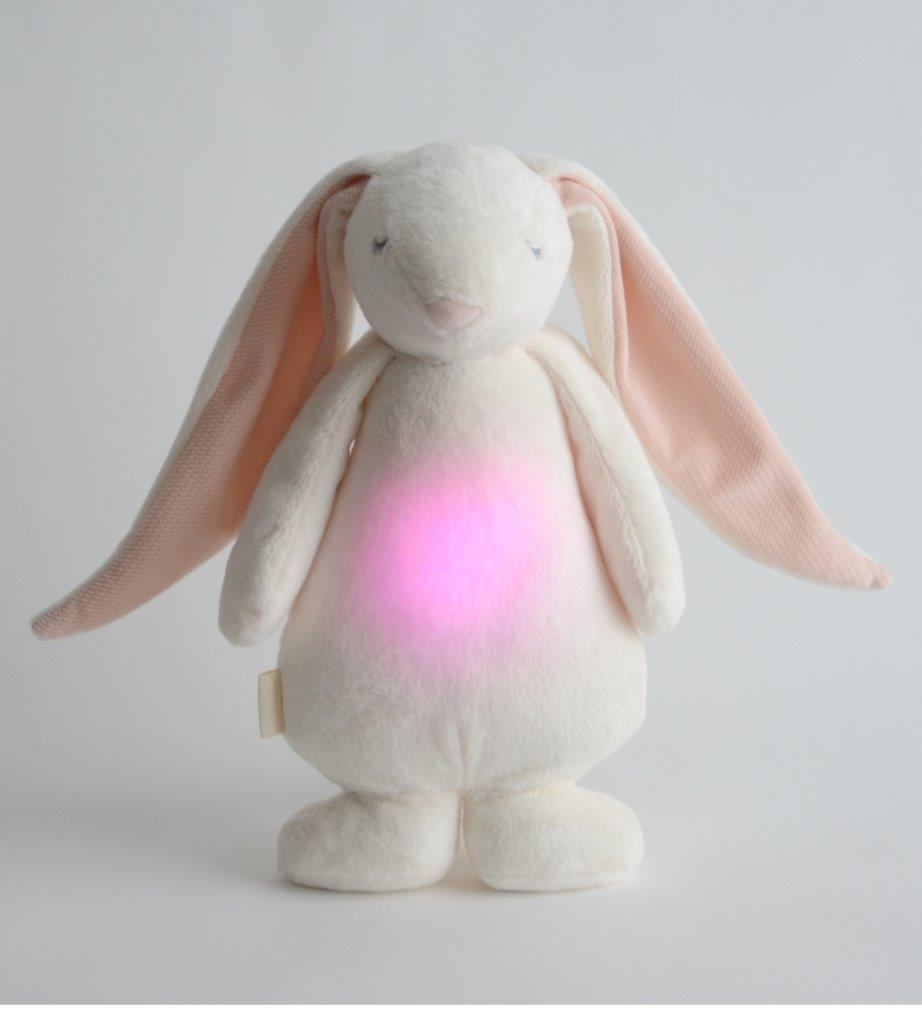 Moonie Moonie Humming Bunny Sleep Aid - Cream - Pearls & Swines