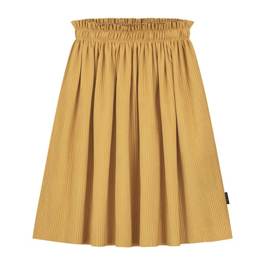 Daily Brat Daily Brat Nova Paperbag Skirt - Misty Yellow - Pearls & Swines