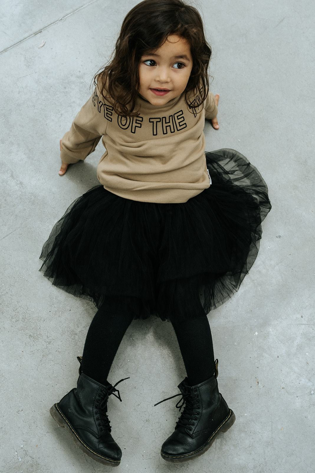 Arim closet Arim Closet Black Tutu - Pearls & Swines