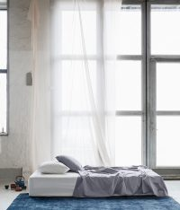 Midnatt Midnatt Single Duvet London - Pearls & Swines