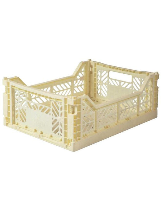 Aykasa folding crates Aykasa Folding Crate MIDI - Banana - Pearls & Swines