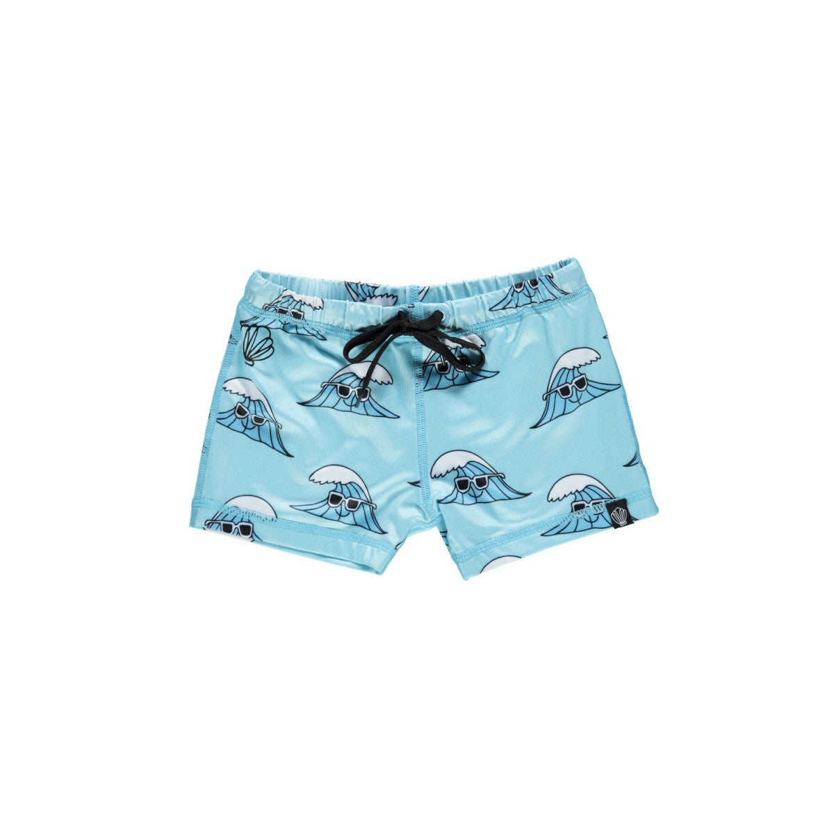 Beach & Bandits Beach & Bandits Surf's Up Swimshort - Pearls & Swines